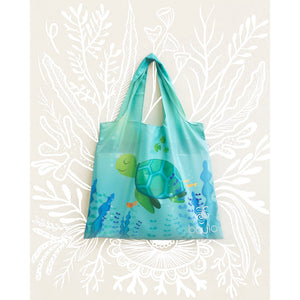 Reusable Bag Turtle (100% Recycled Plastic)