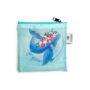 Reusable Bag Whale (100% Recycled Plastic)
