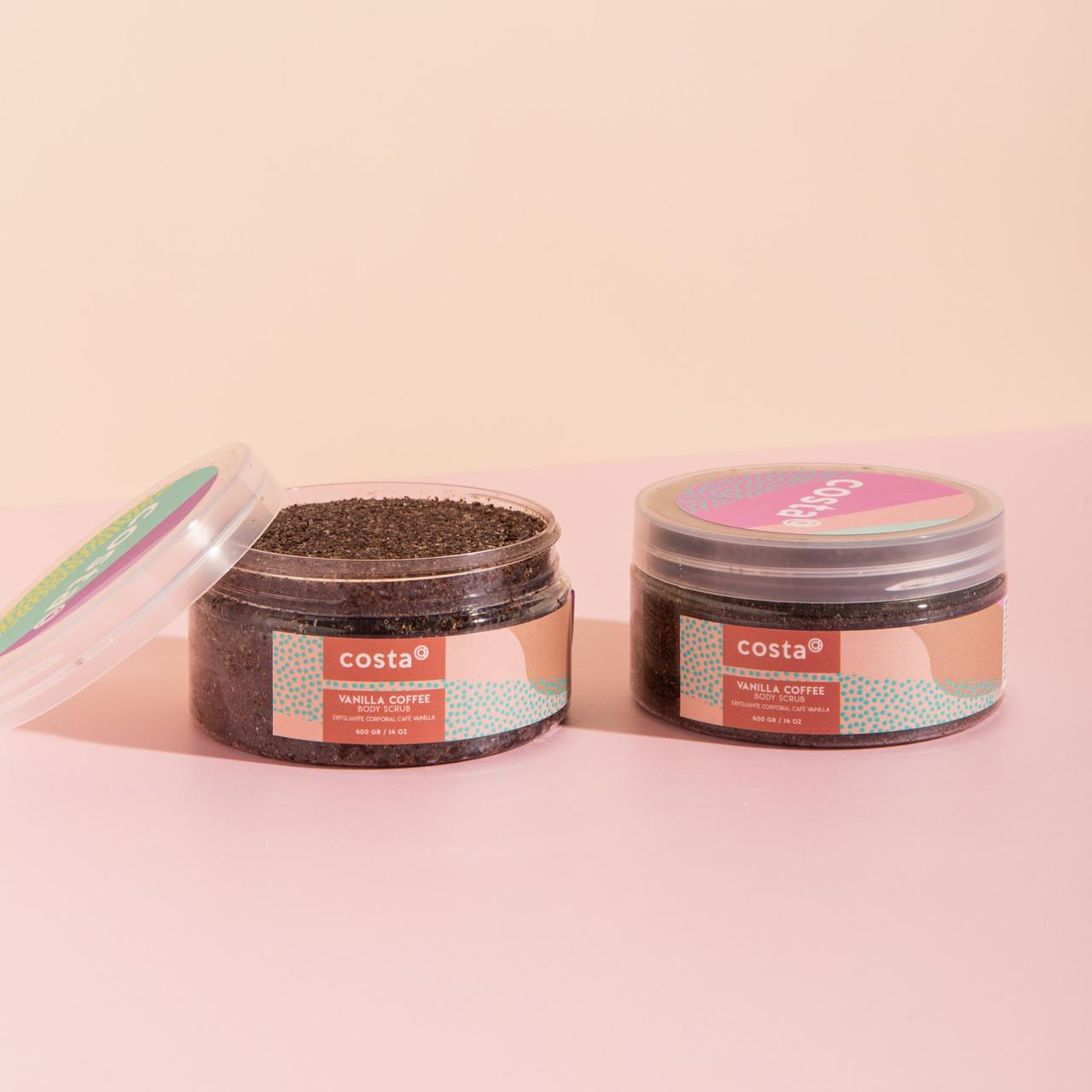 Body Scrub Exfoliante Café