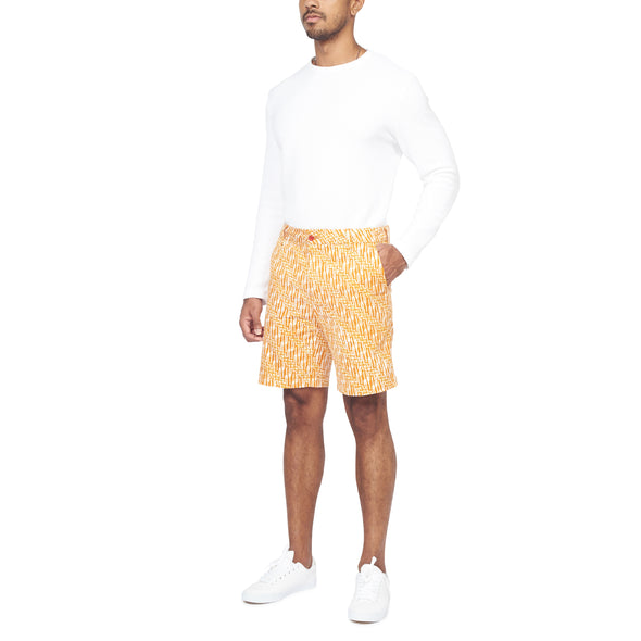 Burnt Orange Classic Kraton Shorts