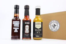 Afbeelding in Gallery-weergave laden, Hot sauce kado abonnement (3x een box)