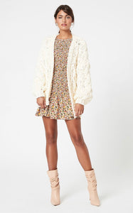 MINKPINK Cardigan Cream