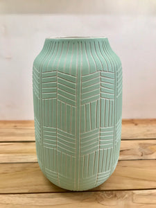 KOA BY KAITLIN Medium Vase- Mint