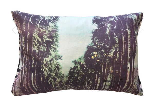 OURLIEU Palm Cove Standard Pillowcase