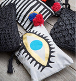 OURLIEU Bright Eyes Clutch