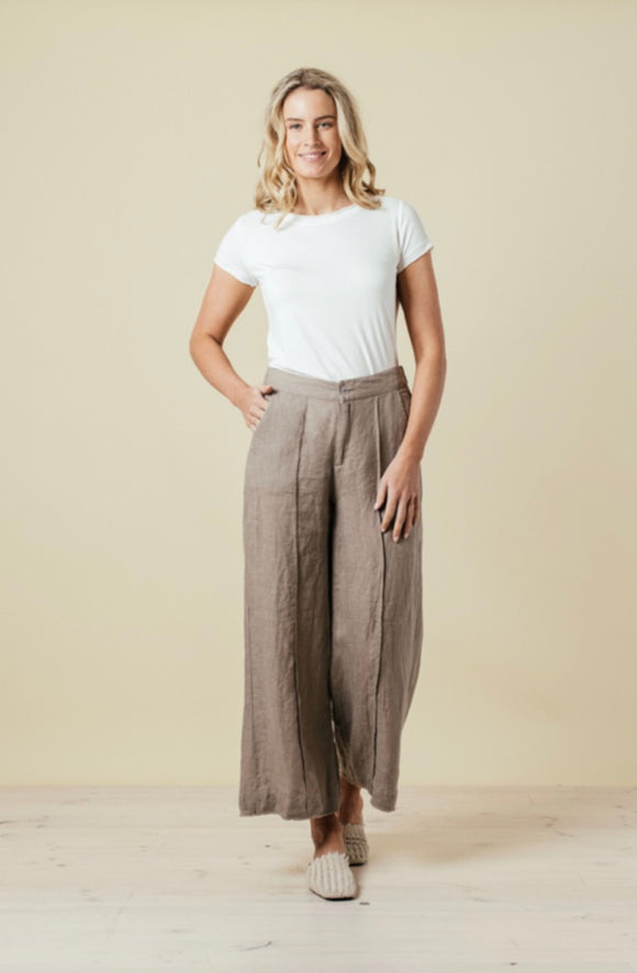 THE SHANTY CORP Nivarra Pants - Coco