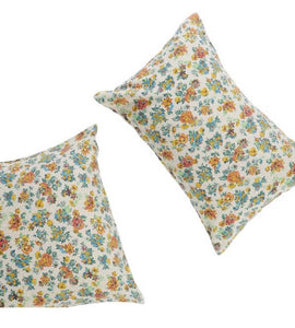 SOCIETY OF WANDERERS // Florence Floral standard pillowcase