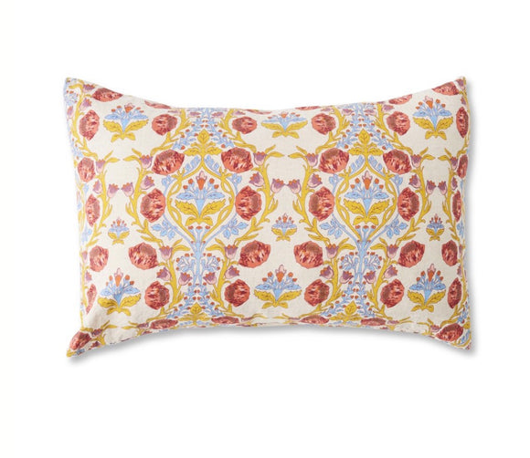 SOCIETY OF WANDERERS Pillowcases - Standard Lydia Floral
