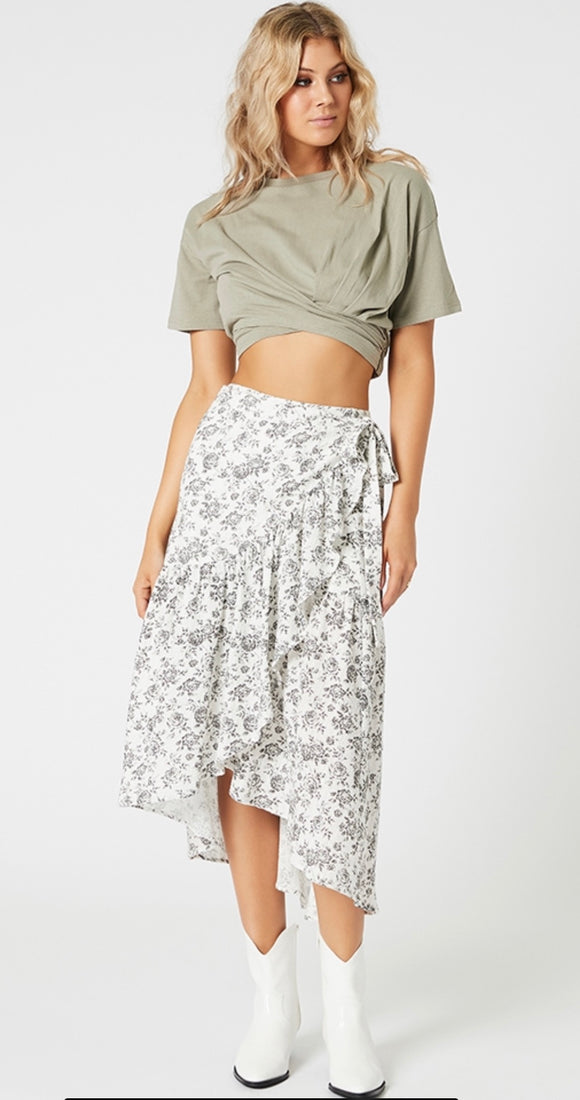 MINKPINK// Rosehip Mini Skirt