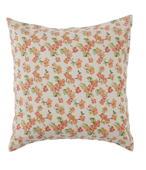 SOCIETY OF WANDERERS // Cushion with insert Elma print