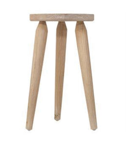 HK LIVING Rustic Wood Stool