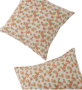 SOCIETY OF WANDERERS // Elma floral standard pillowcase