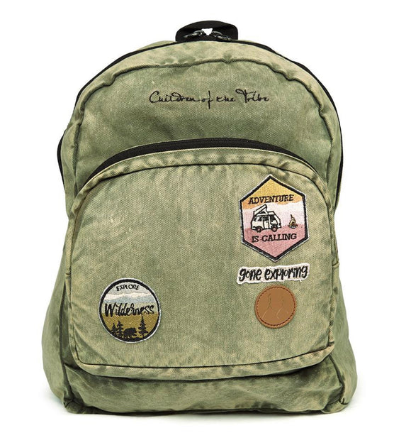 CHILDREN OF THE TRIBE Forest Backpack