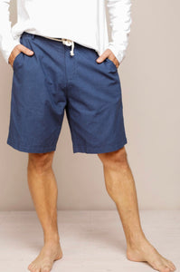 TRUE NORTH // Bahama Shorts  Indigo