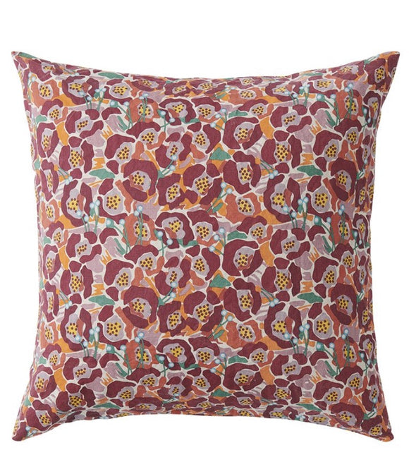 SOCIETY OF WANDERERS // Cushion Cover with Insert - Betty