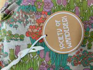 SOCIETY OF WANDERERS Tablecloth Pamela print