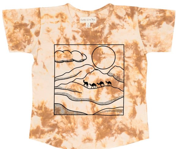 CHILDREN OF THE TRIBE // DESERT TEE