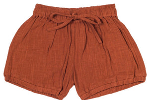 CHILDREN OF THE TRIBE // Lion Sun Shorts