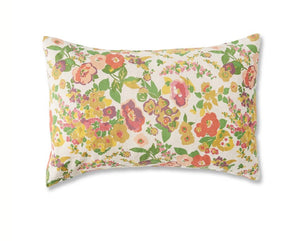 SOCIETY OF WANDERERS Pillowcases - Standard Marianne Floral