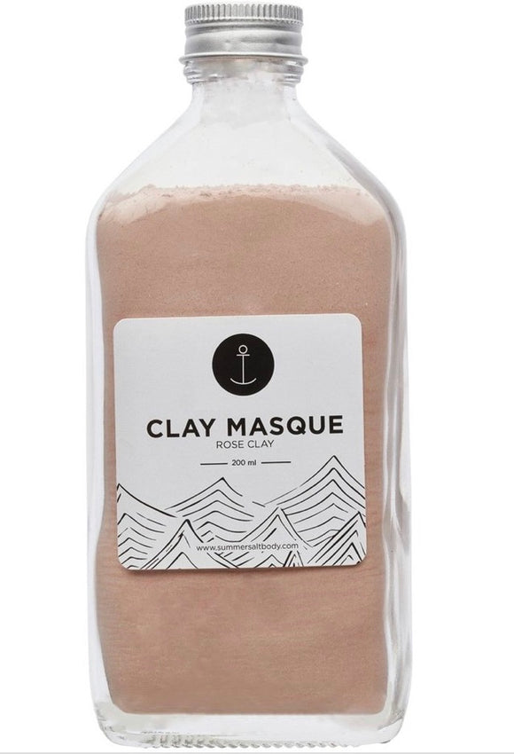 SUMMER SALT BODY // Rose Clay Masque 200ml