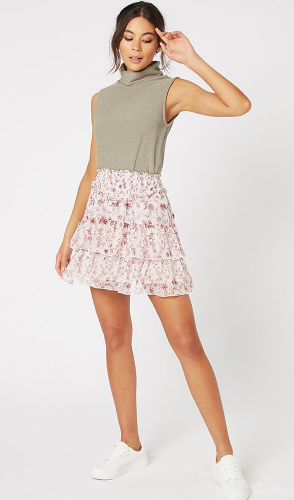 MINKPINK// Make Your Move Mini Skirt
