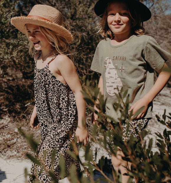 CHILDREN OF THE TRIBE // Safari Pants