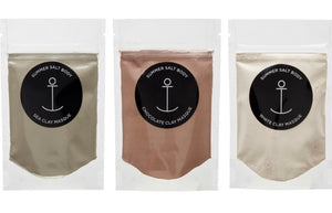 SUMMER SALT BODY  // Three Mask Pack 25-35g each