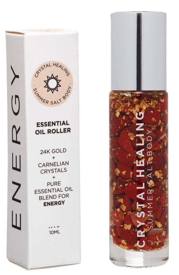 SUMMER SALT BODY //  Energy Essential Oil Roller 10ml