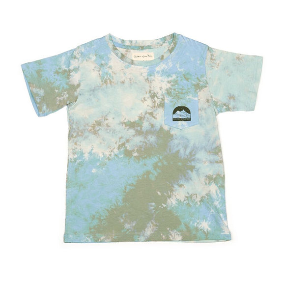 CHILDREN OF THE TRIBE The Tribe Tie Dye Tee