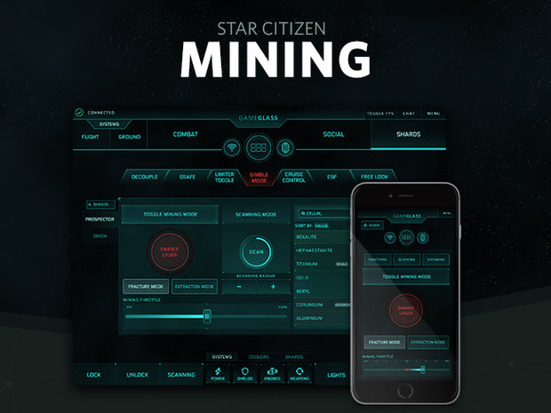 Mining - Launch special