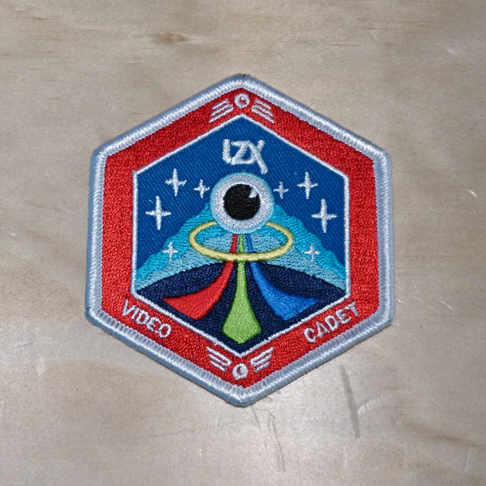 Cadet Series Embroidered Patch