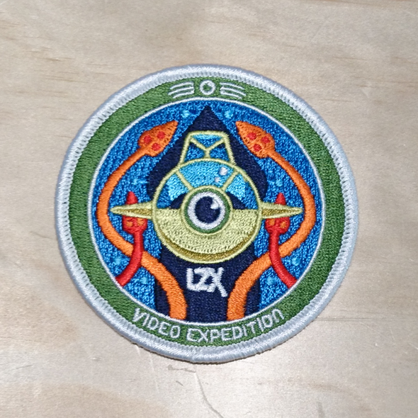 Expedition Series Embroidered Patch