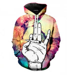 Joint Hand Space Hoodie