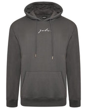 Load image into Gallery viewer, Signature Logo Hoodie Black