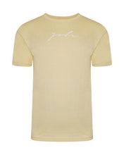 Load image into Gallery viewer, Signature T-Shirt Lemon