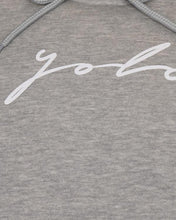 Load image into Gallery viewer, Signature Hoodie Grey White