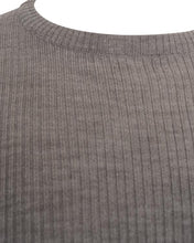 Load image into Gallery viewer, Muscle Fit Knit Grey
