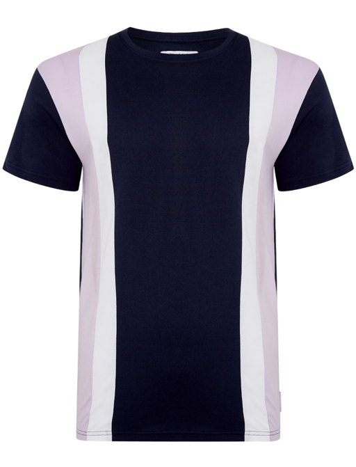 Benji Vertical Stripe T-Shirt