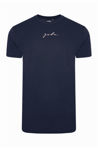 Signature T-Shirt Navy
