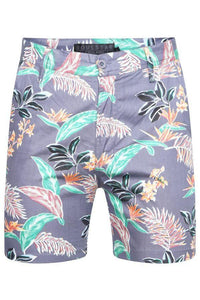 Hawaiian Shorts Grey