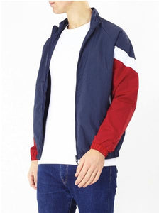 Colour Block Track Jacket