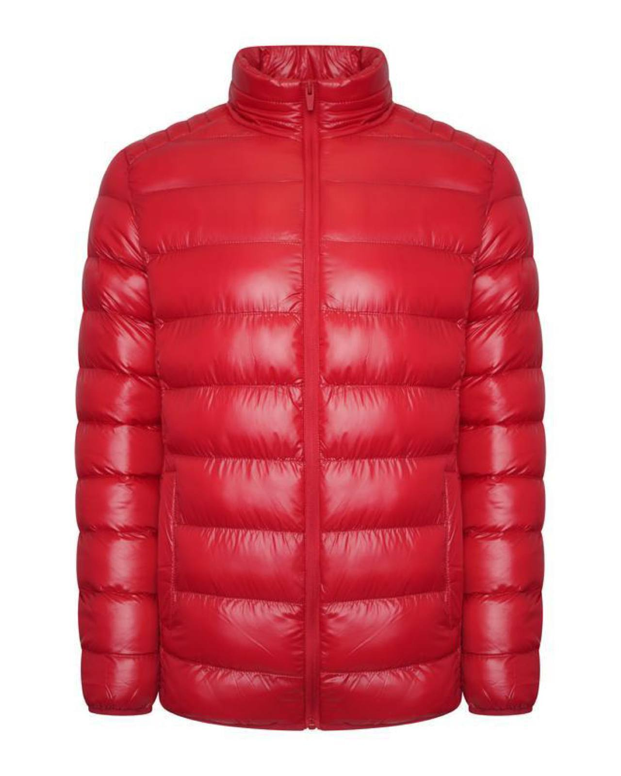 Lightweight Puffer Red