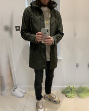 Load image into Gallery viewer, Rain Parka Khaki