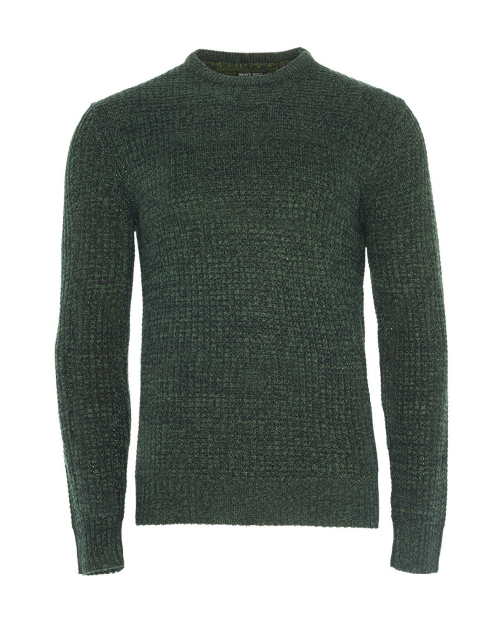 0 Lightweight Fisherman Jumper Khaki