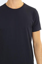 Load image into Gallery viewer, Cutoff T-Shirt Black
