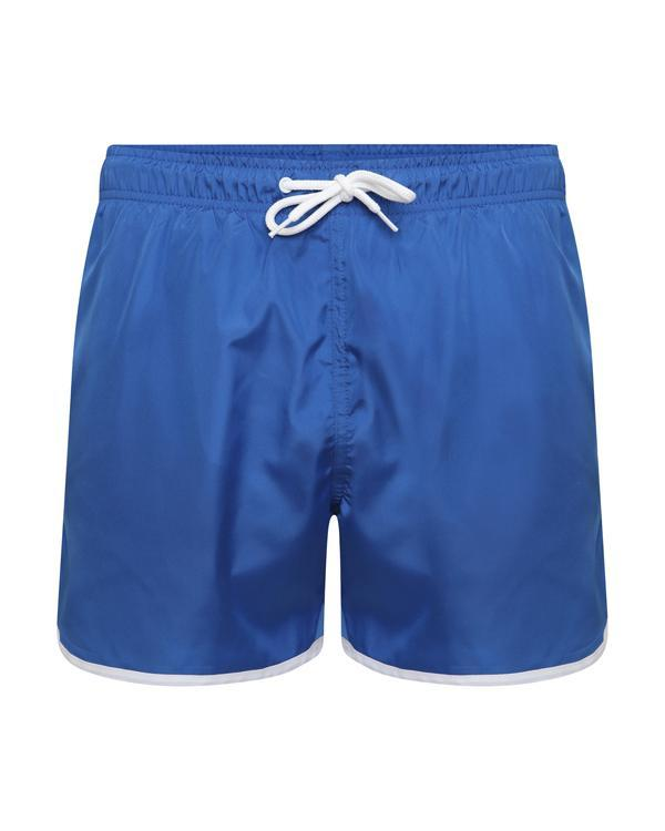 Basic Swim Shorts Blue