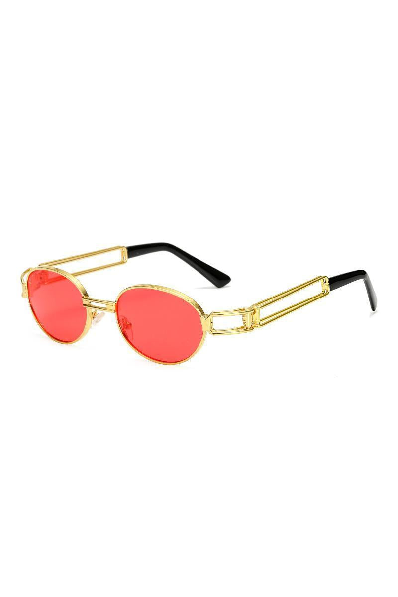 Quavo Sunglasses Red