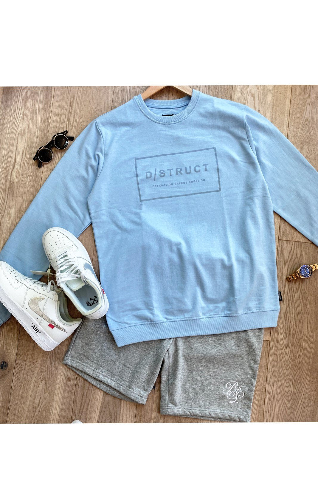 DS Sweater Blue