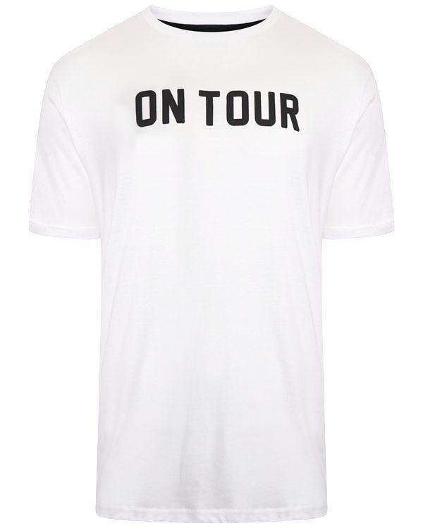 On Tour T-Shirt White