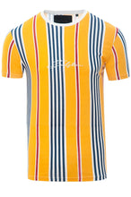 Load image into Gallery viewer, Stripe Signature T-Shirt Yellow